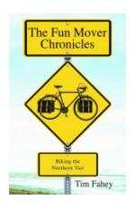 The Fun Mover Chronicles book jacket