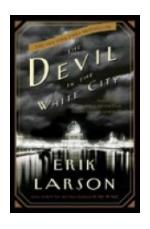Cover of Devil in the White City